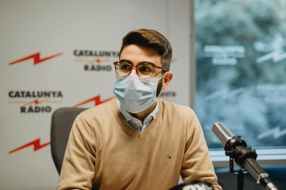 Marc Griful - Catalunya Ràdio