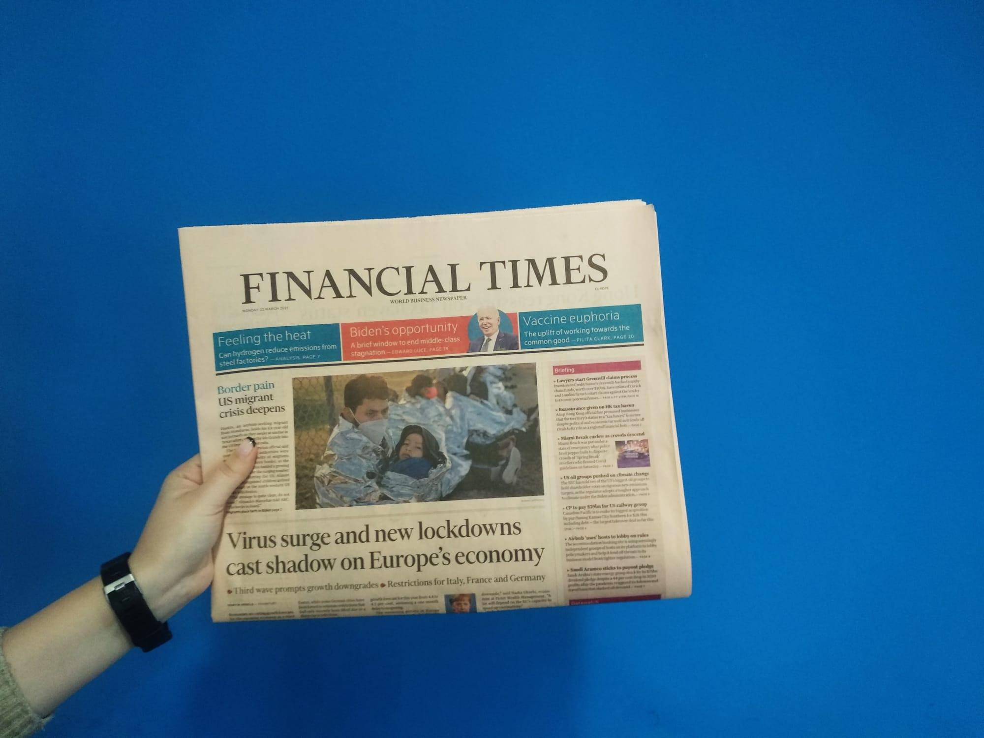 ranking del Financial Times